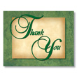 Formal Thank You Card
