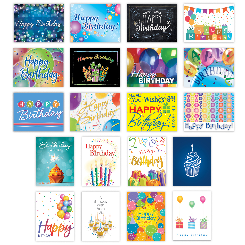 Birthday Favorites Card Assortment