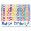 Birthday Beads Employee Birthday Cards