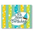 Birthday Bubbles Employee Birthday Cards