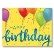 Our PY Birthday and Balloons corporate birthday cards are an excellent choice for business clients or employees.