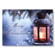Christmas Lantern Holiday Card