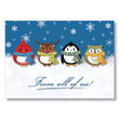 Warm and Snug Holiday Card