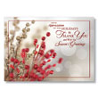 Berry Thankful Holiday Card
