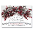 Sprigs of Berries Holiday Card