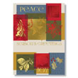 Greetings of Hope, Peace and Joy Holiday Card