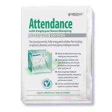 Employee Attendance Software Enterprise Renewal