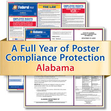Alabama Labor Law Poster Service