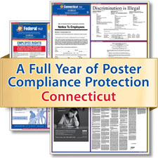 Connecticut Labor Law Poster Service