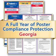 Georgia Labor Law Poster Service