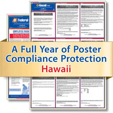 Hawaii Labor Law Poster Service