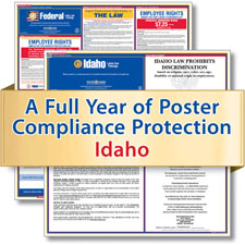 Idaho Labor Law Poster Service