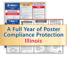 Illinois Labor Law Poster Service