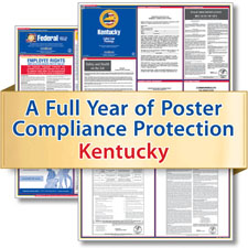 Kentucky Labor Law Poster Service