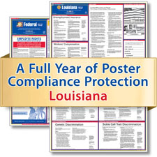Louisiana Labor Law Poster Service