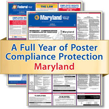 Maryland Labor Law Poster Service