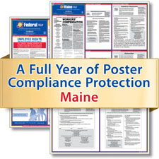 Maine Labor Law Poster Service