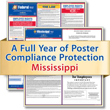 Mississippi Labor Law Poster Service
