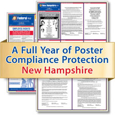 New Hampshire Labor Law Poster Service