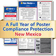 Get federal, state and local labor law posting compliance for New Mexico with Poster Guard® Compliance Protection