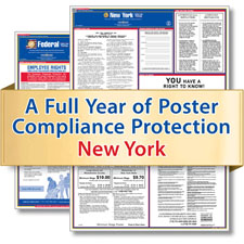 New York Labor Law Poster Service