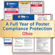Get federal, state and local labor law posting compliance for Ohio with Poster Guard® Compliance Protection
