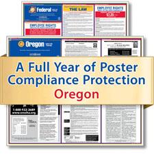 Oregon Labor Law Poster Service