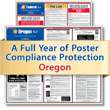 Get federal, state and local labor law posting compliance for Oregon with Poster Guard® Compliance Protection