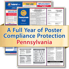 Pennsylvania Labor Law Poster Service