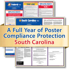 South Carolina Labor Law Poster Service