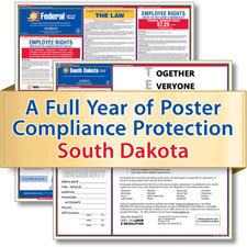South Dakota Labor Law Poster Service