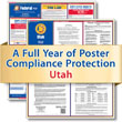 Get federal, state and local labor law posting compliance for Utah with Poster Guard® Compliance Protection