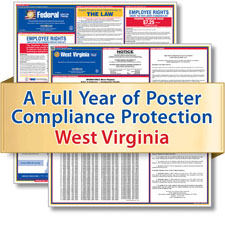 West Virginia Labor Law Poster Service