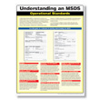 MSDS Compliance Poster