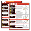 Choking & CPR Posters