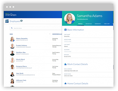 Get Started with the FREE Employee Records Smart App